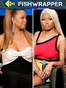 Nicki Minaj is Still Annoying, Rude, Ragging on Mariah Carey