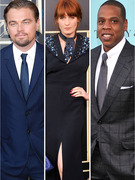 """The Great Gatsby"" World Premiere: Leo, Jay-Z, Florence Welch & More!"