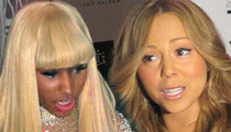 Nicki Minaj BLASTS Mariah Carey -- You're a Bitter Old Woman!