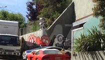 Chris Brown -- Graffiti Scofflaw