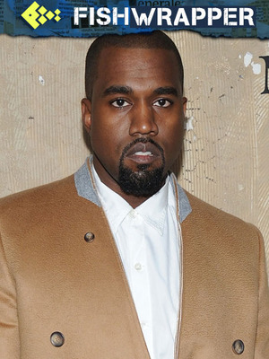 Kanye Pulled a Kanye Last Night, Angrily Rambled About Ridiculous Things