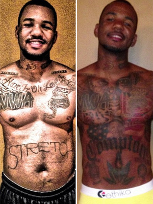 The Game Flaunts Weight Loss in New Picture!