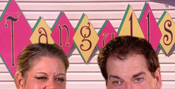 &#039;Myrtle Manor&#039; Stars Gina &amp; Roy -- Our Trailer Park Hair Biz Is Booming!