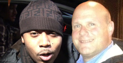 Nas -- Promoter Can&#039;t Sue Me For Kidnapping ... It&#039;s His Own Fault