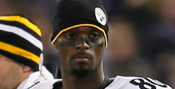 NFL Star Plaxico Burress to Crash Victim -- Take Your Damn Money