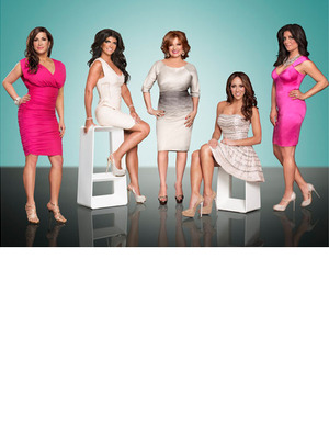 """The Real Housewives of New Jersey"" Season 5 Sneak Peek: Stripper Poles and Slugouts!"