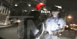 Reese Witherspoon Arrest -- MORE Dash Cam Video ... Husband Blames Her