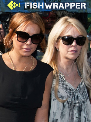 Dina Lohan is Delusional, Still Trying to Fool Us Into Thinking Lindsay Actually Wanted to Go to Rehab