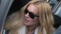 Lindsay Lohan -- Not a Big Cocaine Fan, But Loves Ecstasy