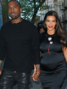 Kim K. Looks Radiant on Kanye Date Night -- But What About Her Feet?