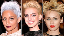 Anne Hathaway Blonde: More Wild Met Gala Hair and Makeup!
