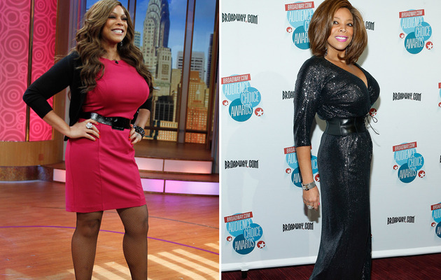Wendy Williams Flaunts 20-Pound Weight Loss