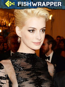 Love It or Leave It: Anne Hathaway's Hair is a Big Improvement