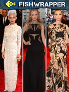 The 5 Best Dressed at the 2013 Met Gala Were Unfortunately the Best Dressed at the Thing