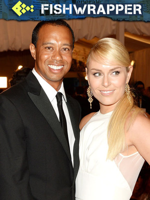 Tiger Woods Allegedly Fell Up Some Stairs and That's Just About the Funniest Thing All Day