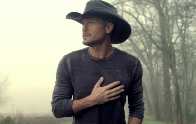 "Tim McGraw & Taylor Swift Debut Tear-Jerking Video for ""Highway Don't Care"""