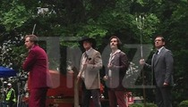 New 'Anchorman 2' Photo -- BOY, THIS ESCALATED QUICKLY