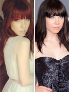 Carly Rae Jepsen Shows Off Red New &#039;Do!