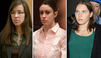Jodi Arias, Casey Anthony, Amanda Knox -- Who'd You Rather?