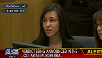 Jodi Arias -- GUILTY of 1st Degree Murder