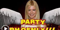 Tara Reid -- Sober to Sloshed ... aka Tuesday Night