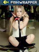 Avril Lavigne and Her New Music Video Are the Most Embarrassing Things You'll See This Week