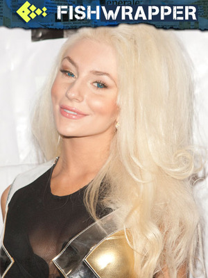 Somebody Delusional Thinks Courtney Stodden is a Professional
