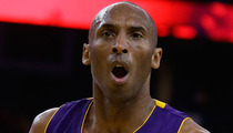 Kobe Bryant -- A Judge Shuts Down Memorabilia Sale ... For Now
