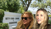 Lindsay Lohan, Brooke Mueller Say 'High' at Betty Ford Rehab