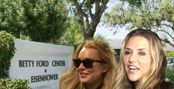 Lindsay Lohan, Brooke Mueller Say &#039;High&#039; at Betty Ford Rehab