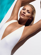 Kate Moss Poses Naked for Tanning Line Ad