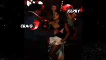 Craig Robinson & Kerry Washington GET DOWN at 'Peeples' Party [VIDEO]
