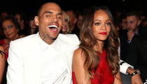 Rihanna & Chris Brown's Nasty Tweets -- About Each Other?