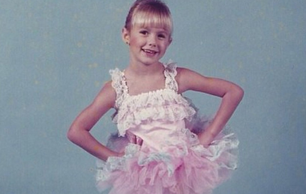 Flashback Friday: Stacy Keibler Shares Adorable Childhood Pic!