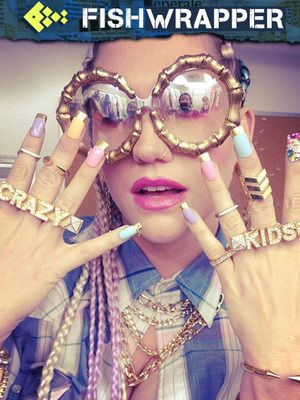 Love It or Leave It: Ke$ha Might Not Write the Best Music, But She Sure is Fun