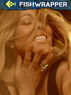 Stop Fishing For Compliments in the Form of Egocentric Music Videos, Mariah Carey