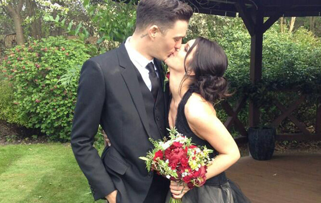 Shenae Grimes Gets Married -- See Her Wedding Dress!