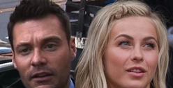 Ryan Seacrest -- No Fabulous Parting Gift For Julianne Hough
