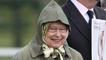 Queen Elizabeth -- And Speaking of Ninja Turtles ...