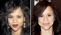 Rosie Perez -- Good Genes or Good Docs?