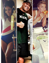 Snooki, The Rock & More -- The Week's Best Celebrity TwitPics