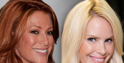 Angie Everhart -- Cancer Support from Gena Lee Nolin 