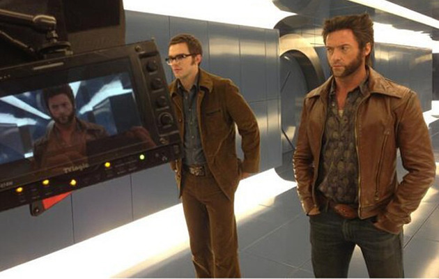 "Behind the Scenes of ""X-Men: Days of Future Past"""