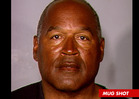 O.J. Simpson New Mug Shot -- 50 Shades of Gray
