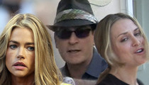 Charlie Sheen -- Brooke Mueller Wants Cash For Kids ... That's it