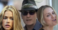 Charlie Sheen -- Brooke Mueller Wants Cash For Kids ... That&#039;s it