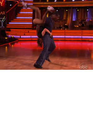 "Video: Karina Smirnoff Injures Neck & Jaw During ""Dancing"" Rehearsals"