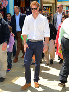 Prince Harry Visits The Jersey Shore!