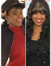 Shanice Turns 40 -- See More '90s Music Stars Today!