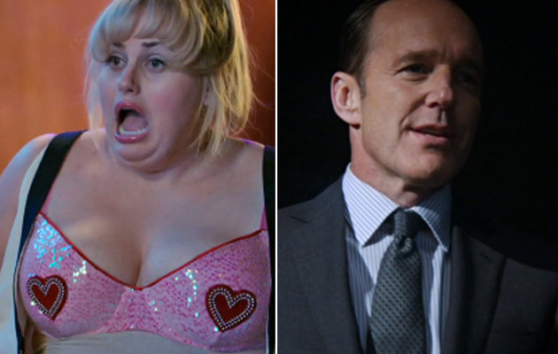 "See Rebel Wilson & ""Marvel's Agents of S.H.I.E.L.D."" TV Trailers"